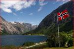 Rundreise / Städtereise / Ferienhaus - Norwegen - Autoreise Norwegen:  Mit der Fähre vom Fjord zum Fjell 2018